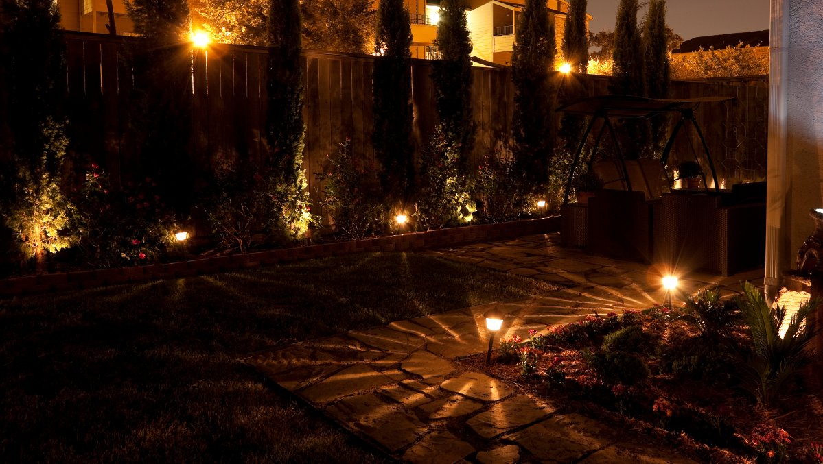 Isnu0027t It Wonderful When You Sit In Your Garden On A Pleasant Summer Night  And You Can Enjoy The Beautiful Atmosphere That Is Created By LED Garden  Lamps?